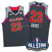 West All Star Game 2017 Anthony Davis 23# NBA Basketball Drakter..
