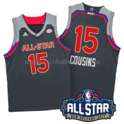 West All Star Game 2017 Demarcus Cousins 15# NBA Basketball Drakter..