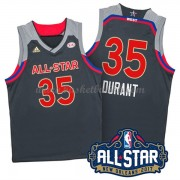 West All Star Game 2017 Kevin Durant 35# NBA Basketball Drakter..