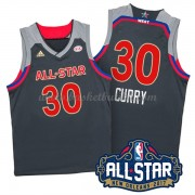 West All Star Game 2017 Stephen Curry 30# NBA Basketball Drakter..