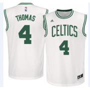 Boston Celtics NBA Basketball Drakter 2015-16 Isaiah Thomas 4# Home Drakt..