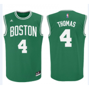 Boston Celtics NBA Basketball Drakter 2015-16 Isaiah Thomas 4# Road Drakt..