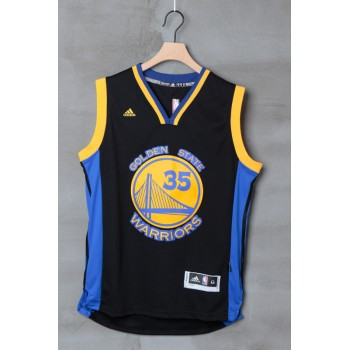 Golden State Warriors NBA Basketball Drakter 2015-16 Kevin Durant 35# Alternate Drakt