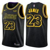 Los Angeles Lakers NBA Basketball Drakter 2018 LeBron James 23# City Edition